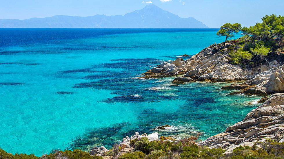 kassandra peninsula halkidiki greece